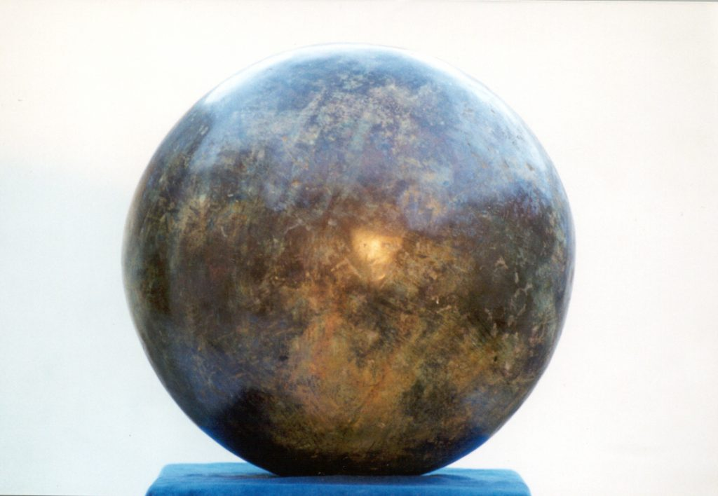 Bronzen Bol (f1)